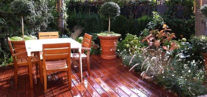 Aménagement de terrasses